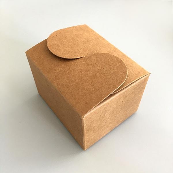 contenant dragées papier kraft